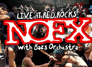 NOFX - The Decline Live at Red Rocks w/ Baz's Orchestra (Official Video Thumbnail)