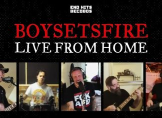 BOYSETSFIRE Live From Home