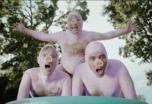 "TERRORGRUPPE Video ""Fettes betrunkenes dummes Schwein"" (Thumbnail)"