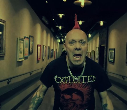 The Exploited - Fuck The Syststem (Video-Thumbnail)