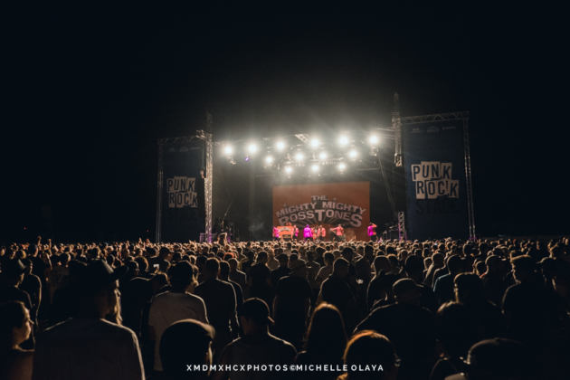 The Mighty Mighty Bosstones at Mission Ready (Photo by Michelle Olaya)