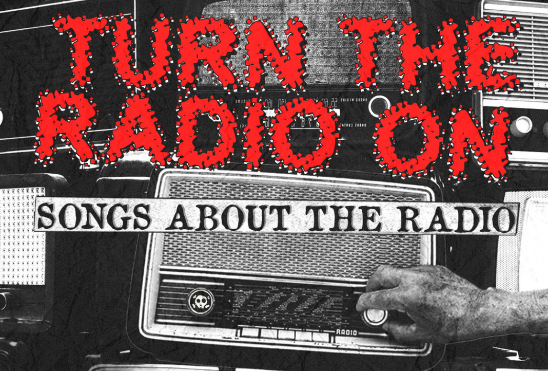 punkrockers-radio.de - Turn The Radio On (2020)