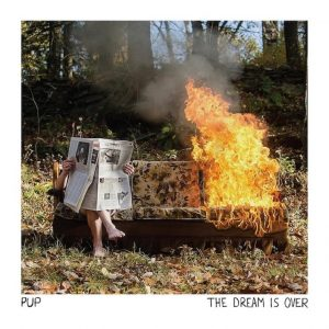 pup - cover the dream is over
