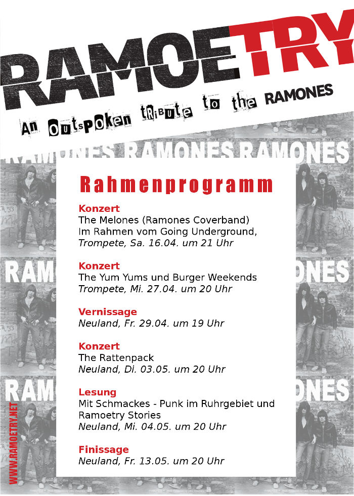 ramoetry - programm