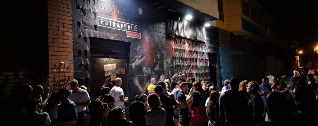 Das Estrapeelo, die Venue in der das Beach Beer Chaos stattfindet