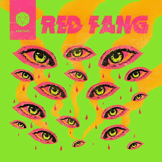 Red Fang – Albumcover Arrows