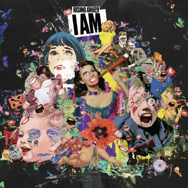Rising Anger - I Am (2020)