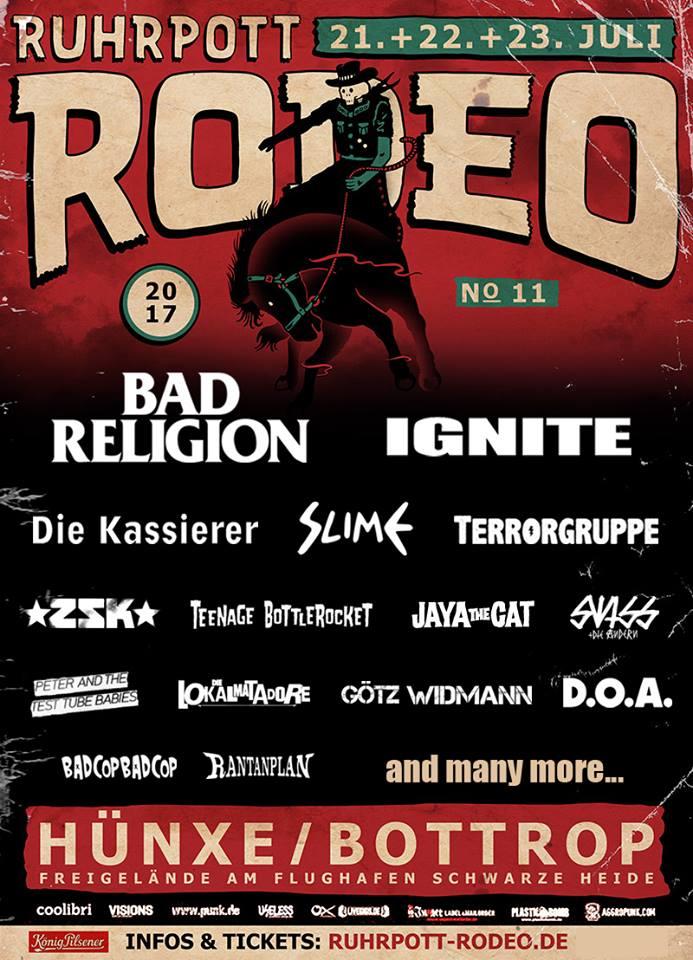 Ruhrpott Rodeo 2017