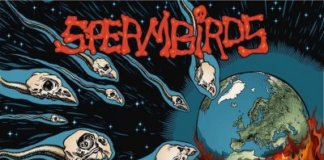 Spermbirds -Go To Hell Then Turn Left