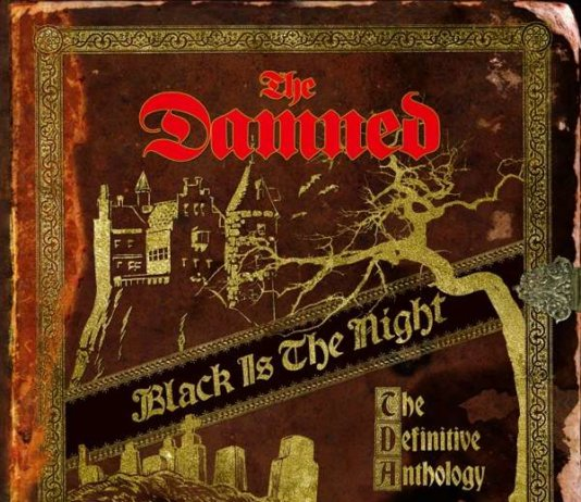 The Damned - Black Is The Night