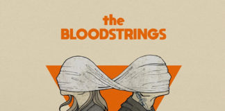 The Bloodstrings - A Part (Albumcover, 2021)